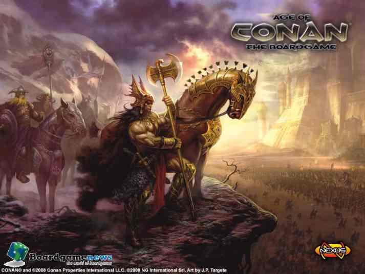 L'Era di Conan - il boardgame di Conan