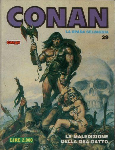 Il Conan della Comic Art - grazie di essere esistito!