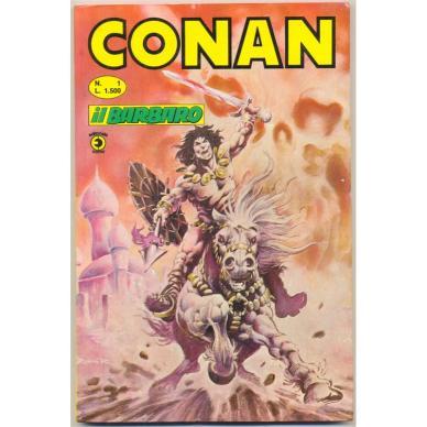 Il primissimo Conan italiano