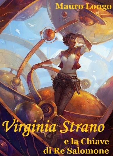La copertina di un mio racconto steampunk, tanto per farmi pubblicità...