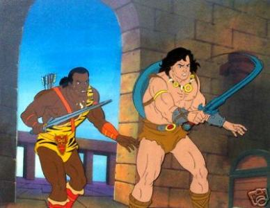 Qualcuno ricorderà i cartoni animati di Conan...