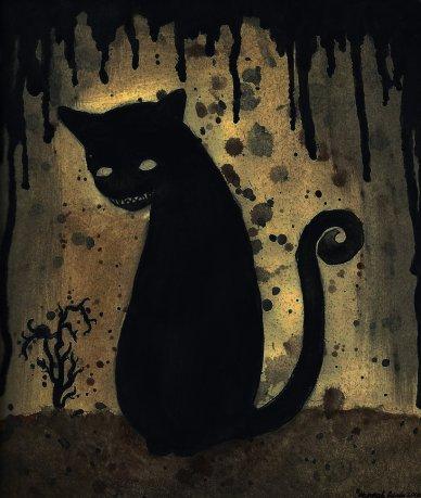 never_good_when_a_cat_smiles_by_hannahkittie-d31j5nv