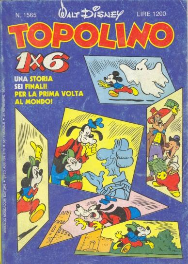 Topolino 1565