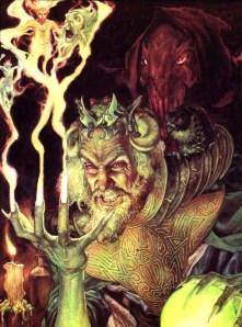 Iain McCaig Darkthrone