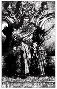 ...Zagor, eri così carino! Ma chi te lo ha fatto fare di fonderti con un demone rachitico e finire su Amarillia?