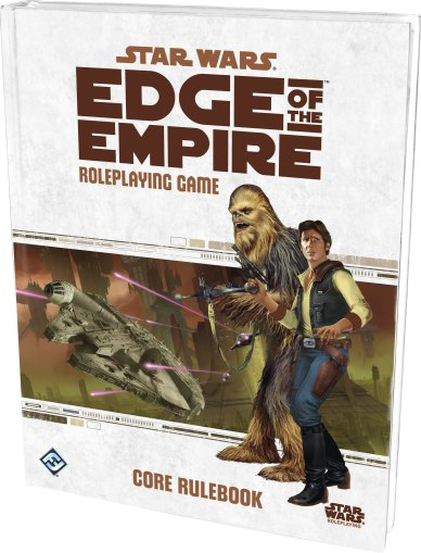 Edge of the Empire Core Rulebook - right