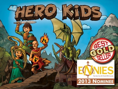 Hero Kids - Cover - Landscape - Awards - 800x600