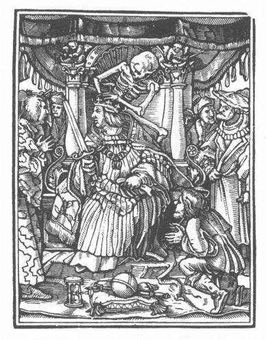 Holbein_Danse_Macabre_7