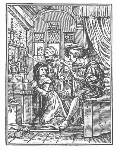 469px-Holbein_Danse_Macabre_24